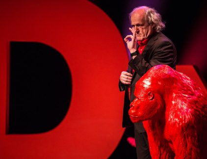 Jef Staes The Rise of the Red Monkeys