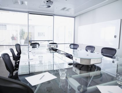 Diligent boardroom