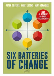 Six batteries of change klein