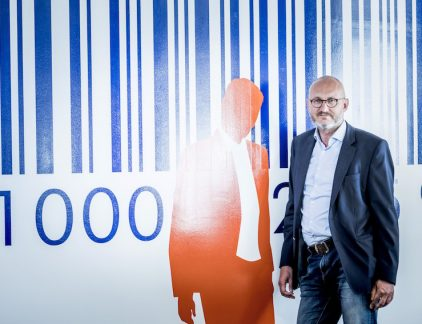 Jan Somers, CEO GS1.