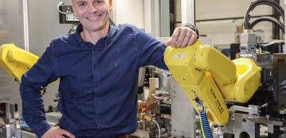 IMA Machine bouwers, Sales director Joris Ceyssens