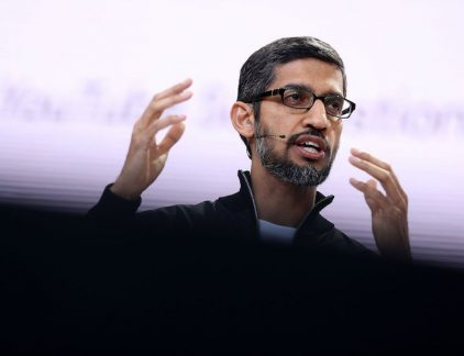 Google plannen China Sundar Pichai MT