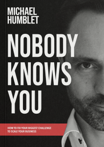 Nobody knows you_cover